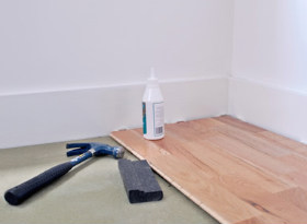 Floor Fitting Tools