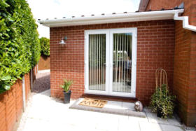One Storey House Extension