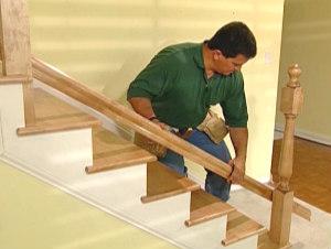 Handrail Installation