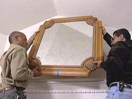 Mirror Hanging