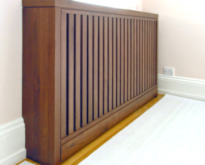 Radiator Cabinet Assembly