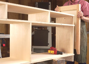 Sideboard Assembly