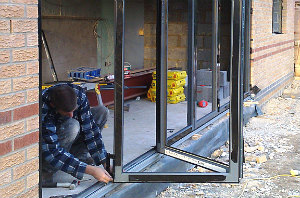 Sliding Doors Construction