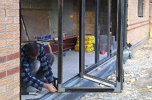 Sliding Doors Construction